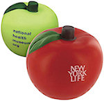 Apple Stress Balls
